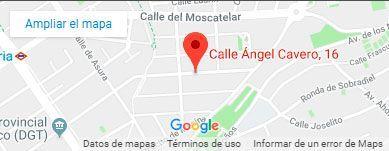 Ubicacion en google maps